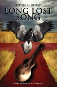Long Lost Song book cover