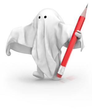 Ghostwriting services definition
